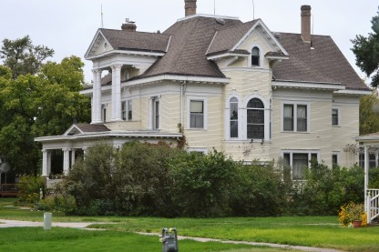 Bed & Breakfast on the Historical Homes Register