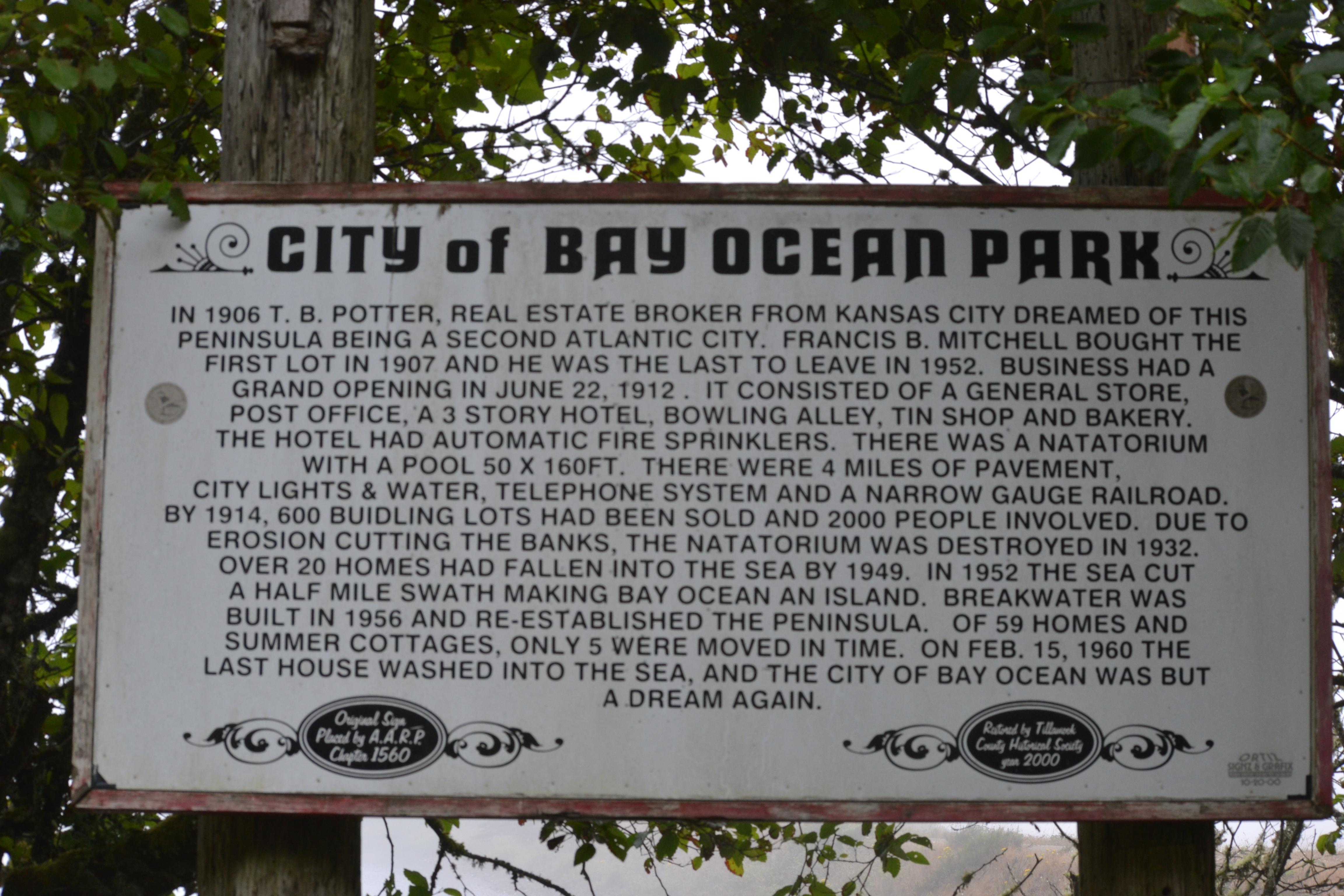 DSC_0002 (1)City of Bay Ocean Park sign