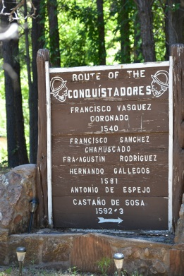 DSC_0015The Conquistadores Were Here in 1540