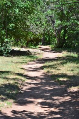 DSC_0022 Path Along the Pecos River