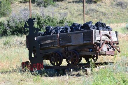 Old Coal Car