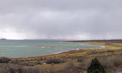 Mono Lake March 2020